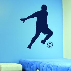 dribbling soccer