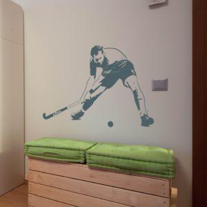 flatsing hockeyplayer